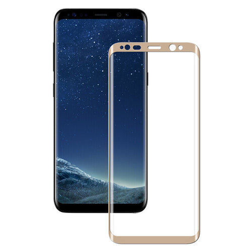 3D Curved Tempered Glass For Galaxy S8 or S8 Plus