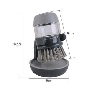 Handy - Press Soap Brush