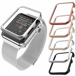 Steeley - Bumper Case For Apple Watch Band