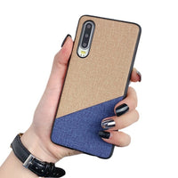 Clothy - Pattern Case For Huawei Phones
