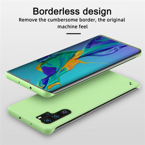 Frameless™ Solid Matte case for Huawei Phones