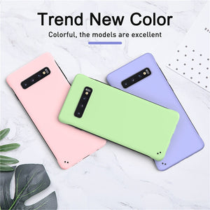 Frameless™ Solid Matte case for Galaxy Phones