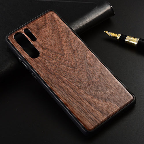 Mr. Woody Case for Huawei P30/ P30 Pro