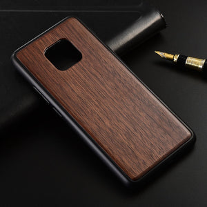 Mr. Woody Case for Huawei Mate 20 or Mate 20 Pro