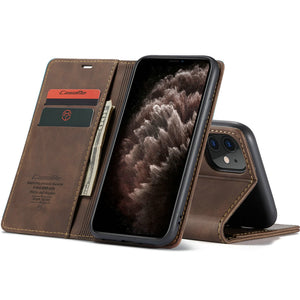 Leather Flip Stand Case for iPhones