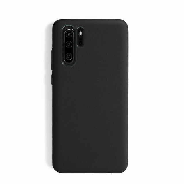 Nappa Cowhide Leather Luxury Case for Huawei P30 or P30 Pro