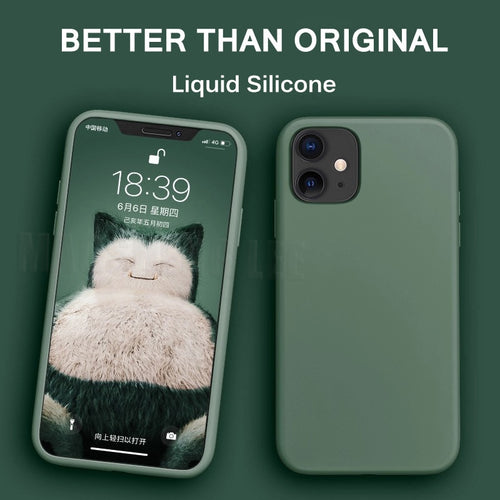 Liquid Silicone for Latest iPhones