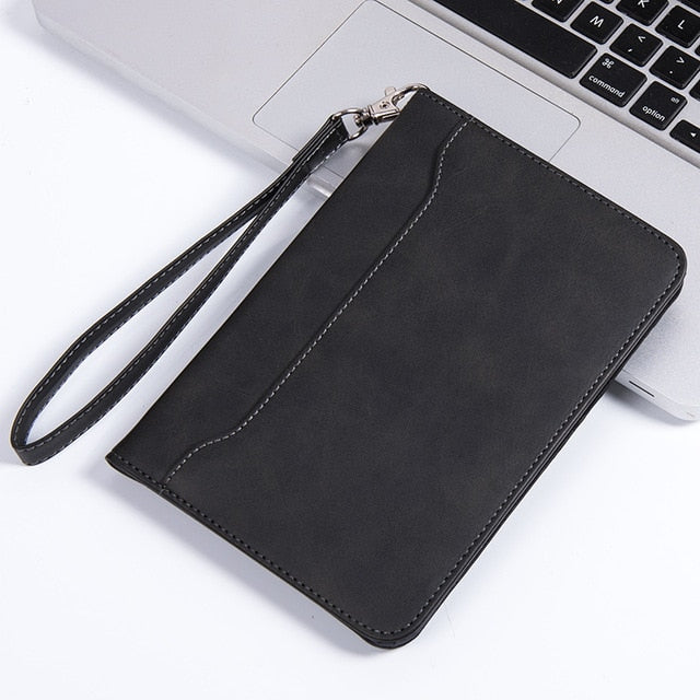 Handheld Portable Leather Cover for Kindle 6