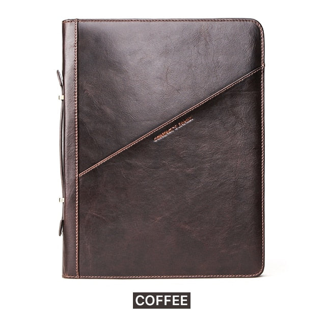 Padfolio Genuine Leather case for iPad Pro 12.9