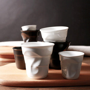 High Quality European Style Ceramic Porcelain Coffee Mugs