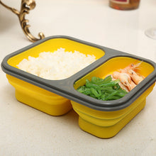 Food Container with Lid and multi compartment for Bento