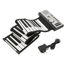 Portable Fold-able 61 Keys Piano