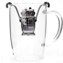 Stainless Steel Robot Tea Infuser