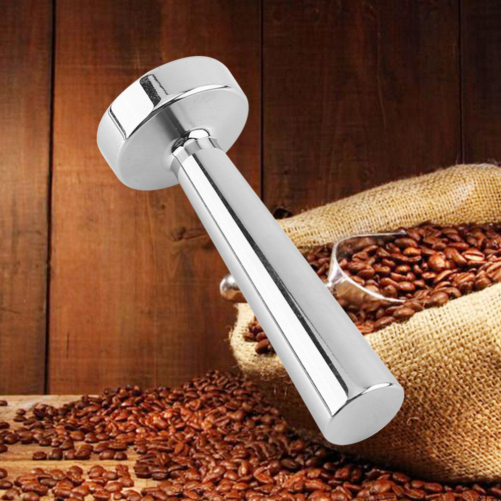 Stainless Steel Solid Espresso Coffee Tamper