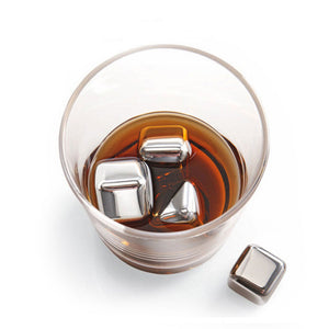Whisky Stones Ice Cubes in Package Gift Set
