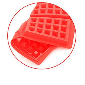 Nonstick Silicone Waffle Maker Set