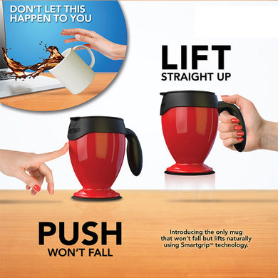 Magic Mug That Won't Fall!