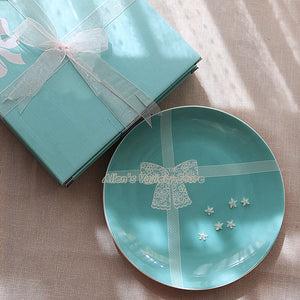 8 inches Gift Package ceramic Porcelain Plate