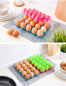 15 Grid Egg Tray