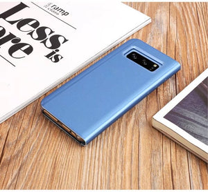Touch Flip Stand Case For Galaxy Note 8