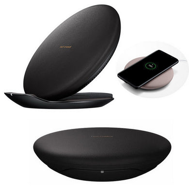 2 in 1 Fast Charging Wireless Charger Stand for Android & iOS Phones