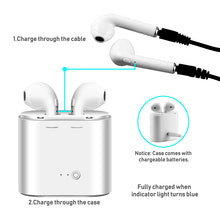 Twinnie - Wireless Bluetooth Earphones for iOS & Android