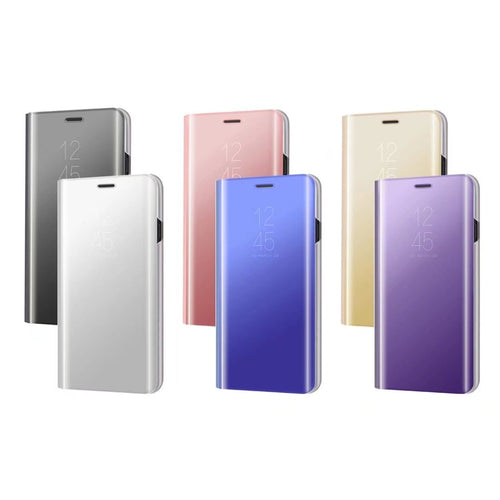 Touch Flip Stand Case for Samsung A, C, and J Series