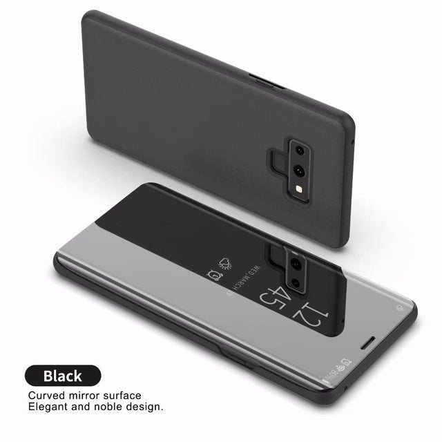 Touch Flip Stand Case For Galaxy Note 9