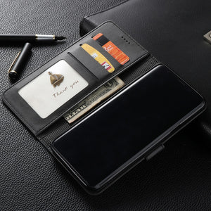 Latteo Wallet Leather Case for Samsung Phones