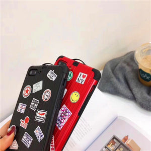 Travelo Luggage Phone Case For iPhones