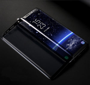 3D Tempered Glass Protector for Samsung Phones