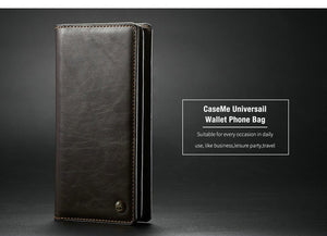 Wallet Leather Case for Xperia Phones