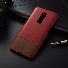 Genuine Stitched Leather for OnePlus 5/ OnePlus 5T/ OnePlus 6/ OnePlus 6T