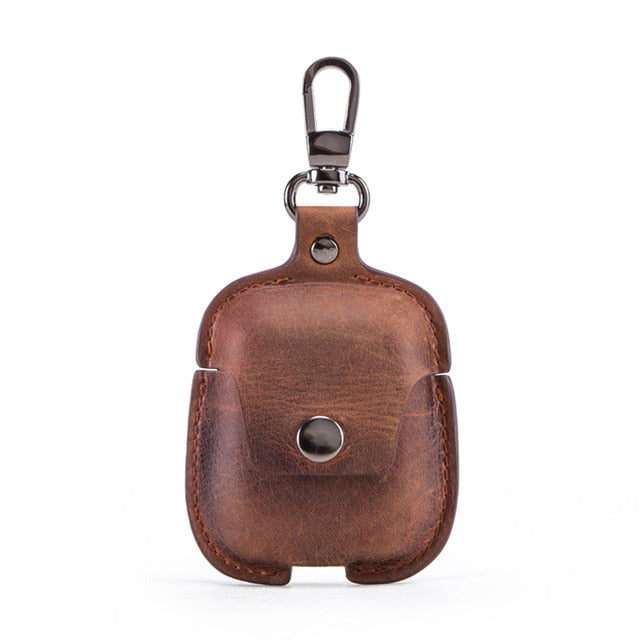 Ladero - Genuine Leather Case For AirPods
