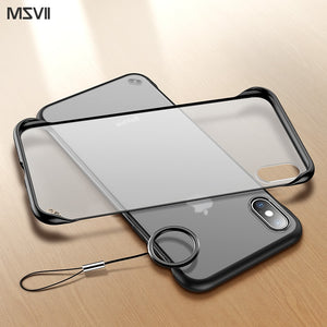 Frameless™ ultrathin case for iPhones