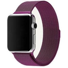Mesh Stainless Steel Loop Strap for Apple Watch