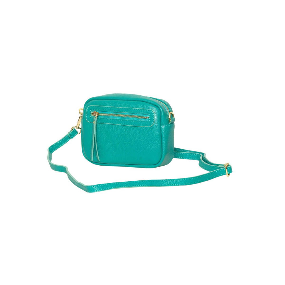 Bonney Crossbody Bag Emerald