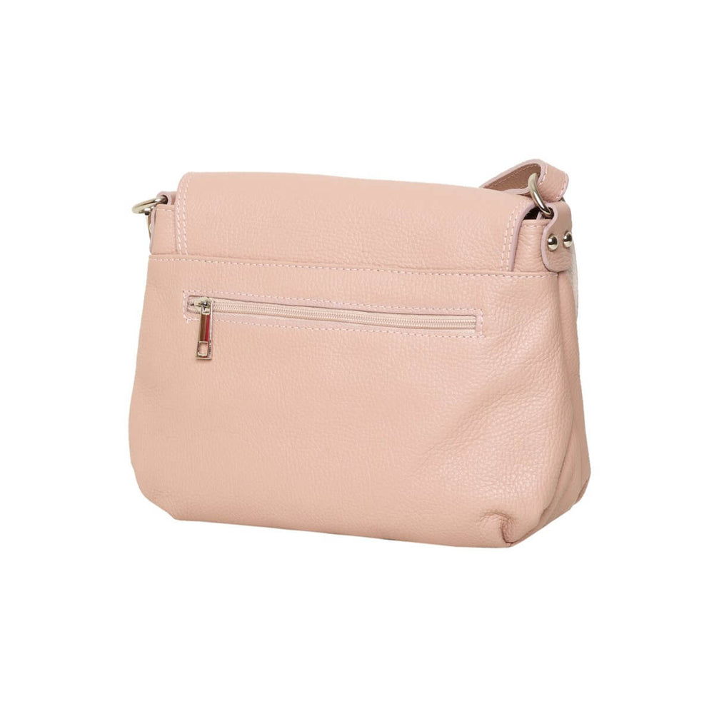 Carey Crossbody blush bag back