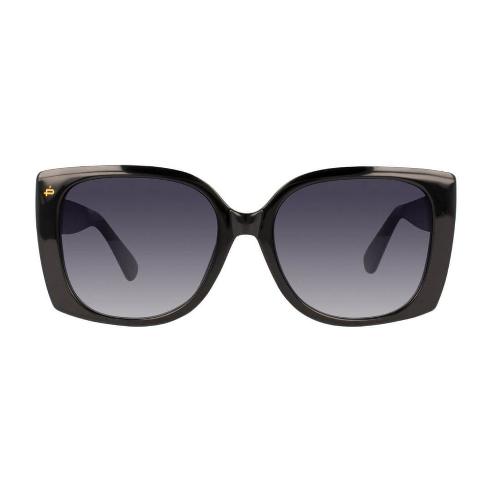 Dimes Dozen Sunglasses Black Coffee Tort