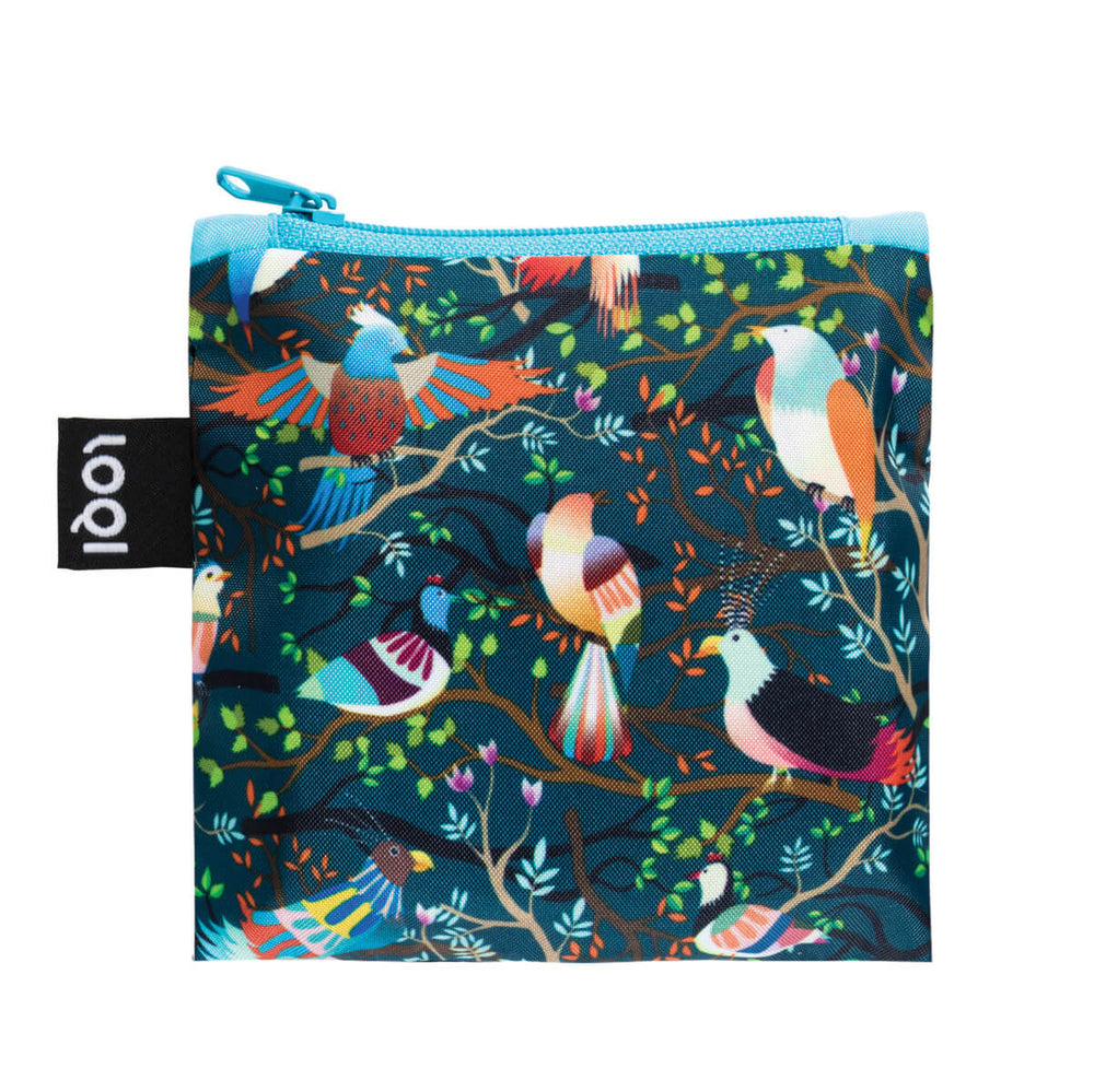Reusable Shopping Bag Birds