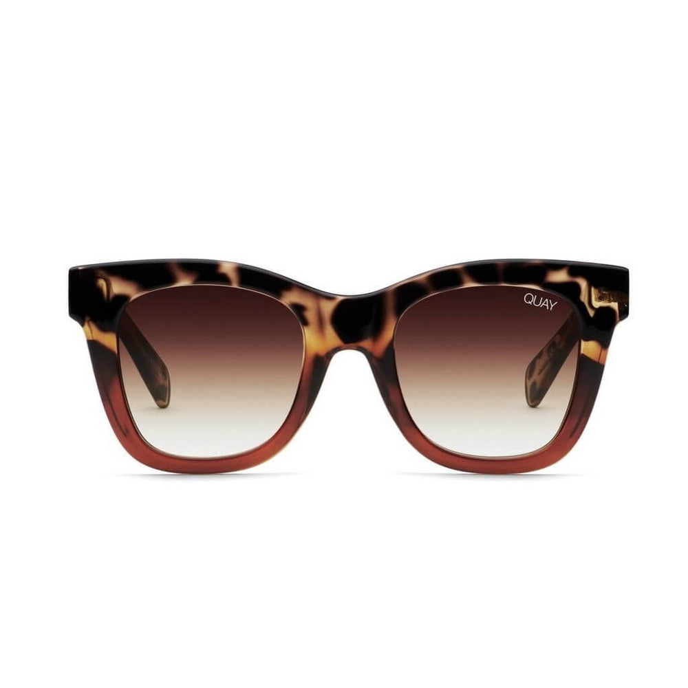 After Hours Sunglasses Tort Brown/Brown Fade