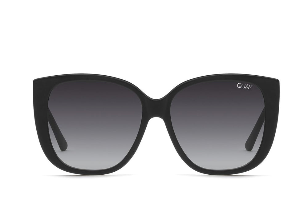 Ever After Sunglasses Matte Black/Smoke Fade