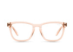 Hardwire Glasses Champagne/Clear Blue Light