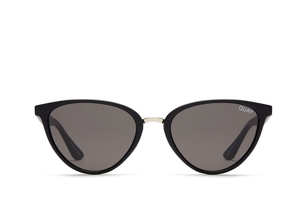 Rumours Sunglasses Black/Smoke