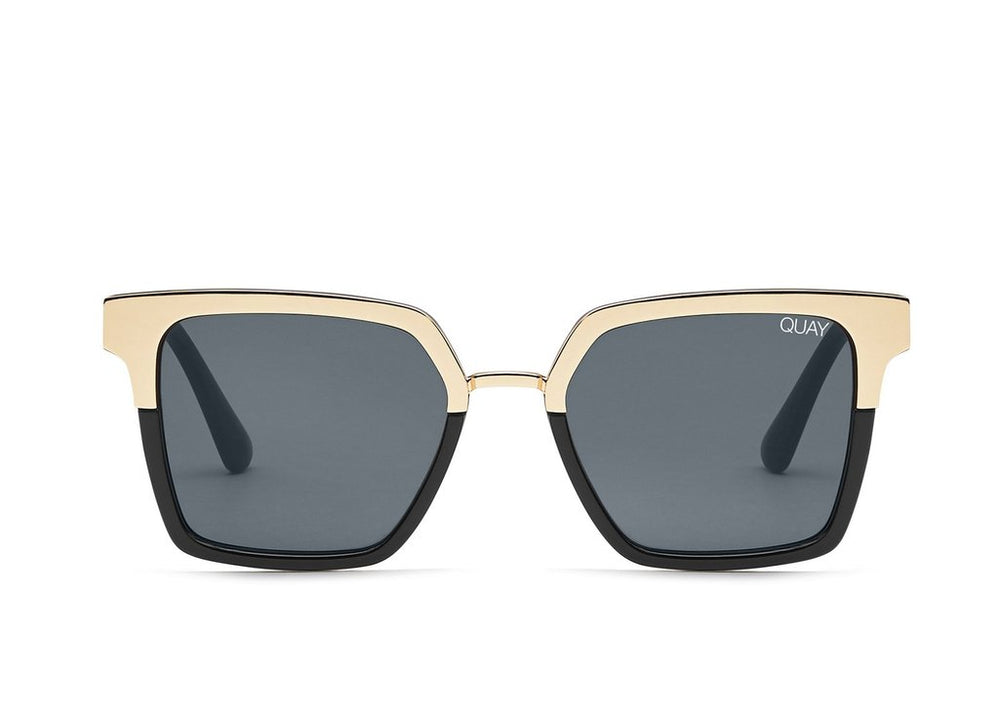 Upgrade Sunglasses Gold/Smoke