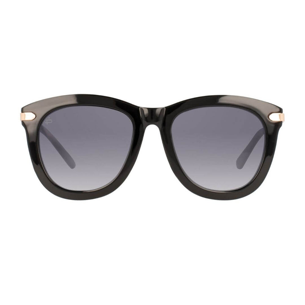 Shaded Street Sunglasses Caviar Black