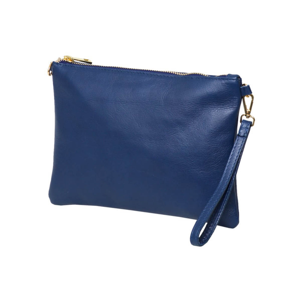 Tully Clutch bag with wrist strap