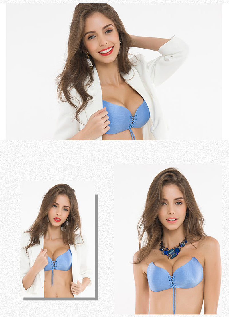 Delilah Sexy Invisible Bra Strapless