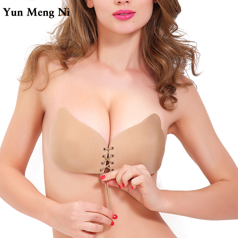 Fashion Angel Sexy Bra Seamless Strapless