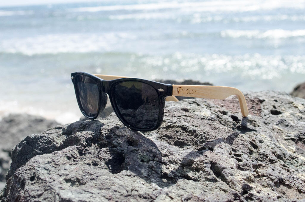 Black Polarized Eco-Friendly Sunglasses